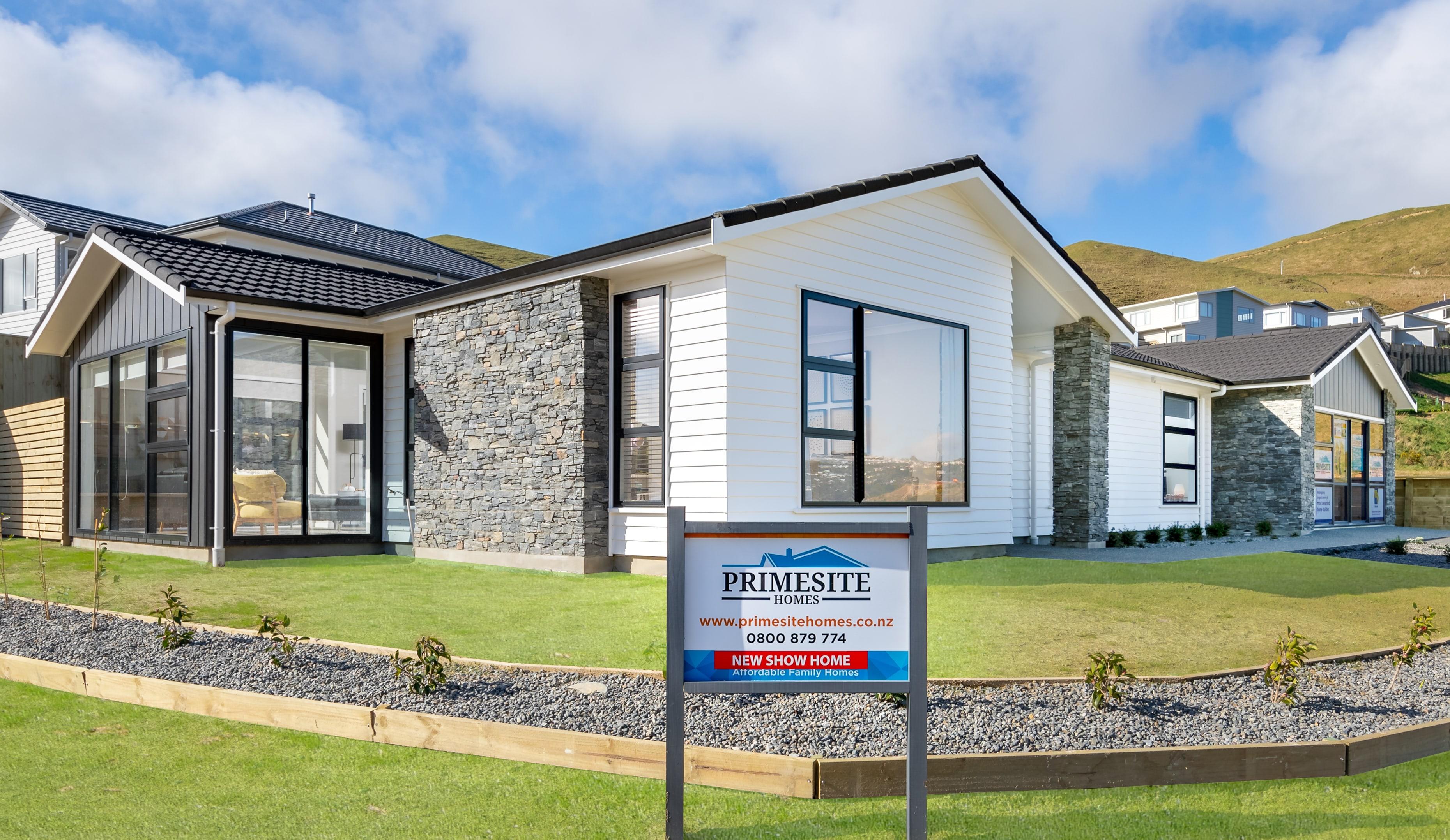 Primesite Homes New Show Home Churton Park Wellington